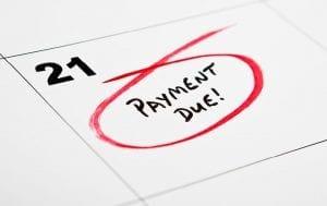 Paying Company Debts Installments